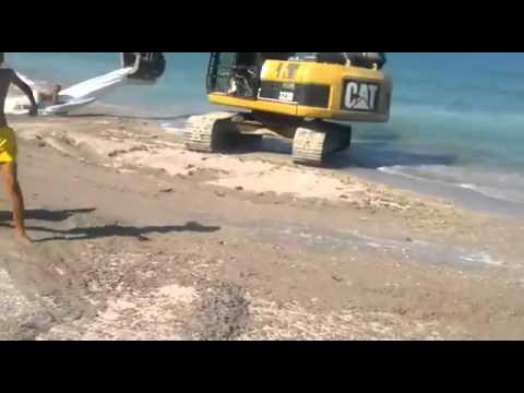 Playa - Banana de playa al estilo Ruso