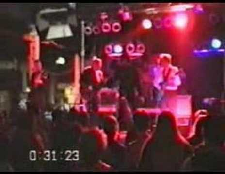 Elvis, Rod Lane, Scotty Moore und DJ. Fontana