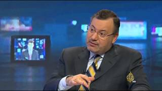 بلا حدود-خالد خوجة/رئيس ائتلاف المعارضة السورية