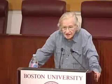 Noam Chomsky - Modern Day American Imperialism - Middle East and Beyond Part 2