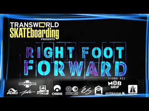 Foot Forward Trailer - 2009
