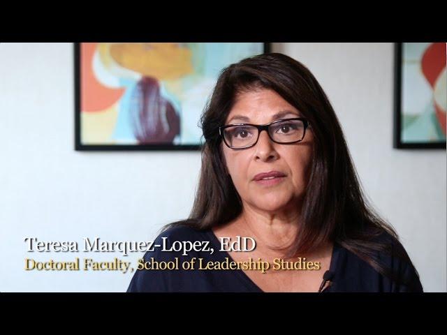 Dr. Teresa Marquez - Dual Language