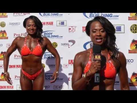 Muscle Beach Labor Day Competitor Intros