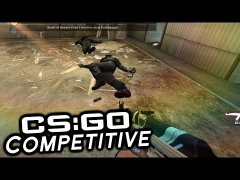 Blind Double Spray - Competitive Counter-Strike : Global Offensive Ep. 155