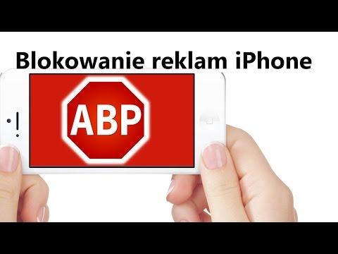 Jak blokować reklamy w iPhone i iPad