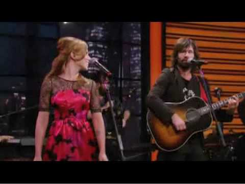 Pete Yorn and Scarlett Johansson on Live with Regis and Kelly