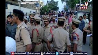 Police Conducts Cordon And Search Operation In Malkajgiri | Hyderabad