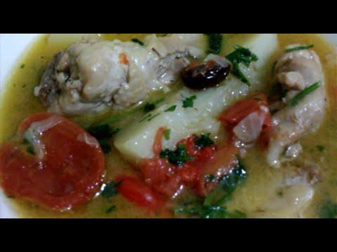 Бозартма из курицы!!! (азербайджанское блюдо!!! Невероятно вкусное!!!)