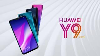 Huawei Y9 2019 Intro