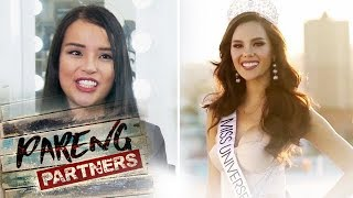 Pareng Partners: Patrixia Sherly Santos shares about her inspiration, Catriona Gray