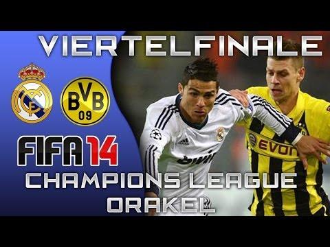 Real Madrid - Borussia Dortmund 3:0 | Viertelfinale Champions League 02.04.2014 | Orakel