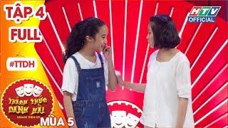 THÁCH THỨC DANH HÀI | Trấn Thành bỏ tiền riêng tặng 2 thí sinh may mắn | TTDH #4 FULL|7/11/2018