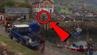 AVENGERS ENDGAME MYSTERY CHARACTER REVEALS BETA RAY BILL EASTER EGG for Thor 4?
