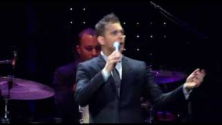 Michael Buble Video - Michael Bublé - You're Nobody Till Somebody Loves You [LIVE-HQ]