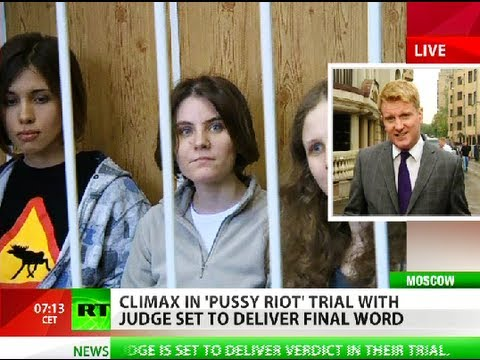 The End Is Nigh: Verdict in Pussy Riot trial imminent