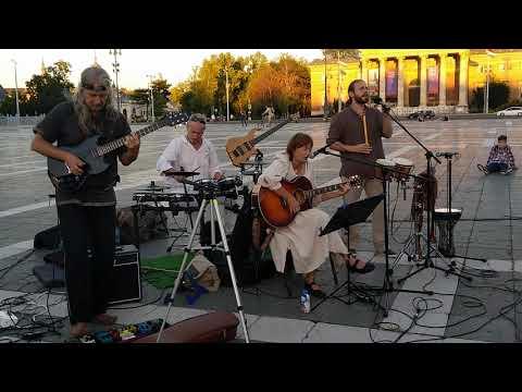 Vállvetve ... egy kelta dal - az EGYség zenekar feldolgozásában
