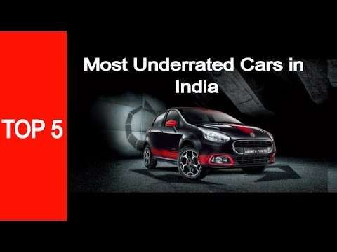 Top 5 - Most Under Rated Cars in India | SIMBLY CHUMMA - 60