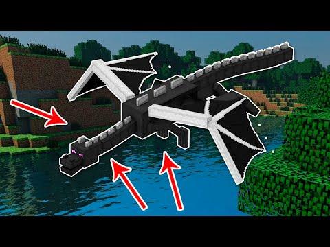 Что Будет, Если Дракон Края Попадёт В Наш Мир? - Minecraft Эксперимент