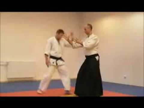 aikido lesson First Image 1