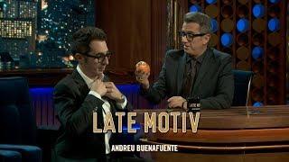 LATE MOTIV - Berto Romero. (Otro) Adorador de los Caquis | #LateMotiv302