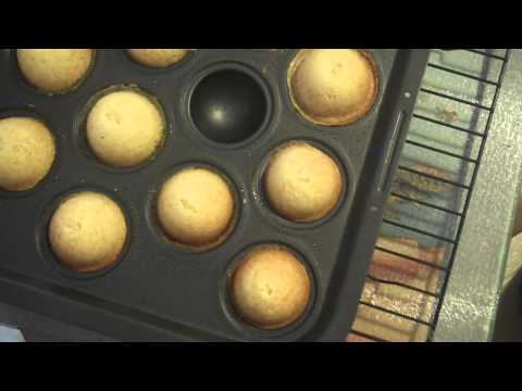 How to Make Cake Pops w/ Cake Pop Mold HD