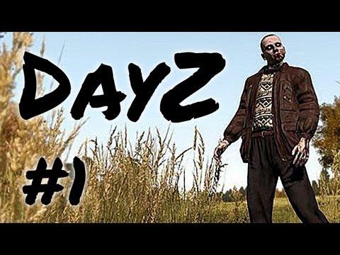 DayZ - Let's Play DayZ Mod #1 - DayZ Gameplay German (Arma 2 Mod)