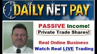 The DailyNetPay - PASSIVE Private Trade Shares