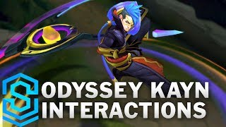 Odyssey Kayn Special Interactions