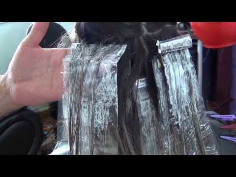 Mechas passo a passo1ª parte somente a lateral