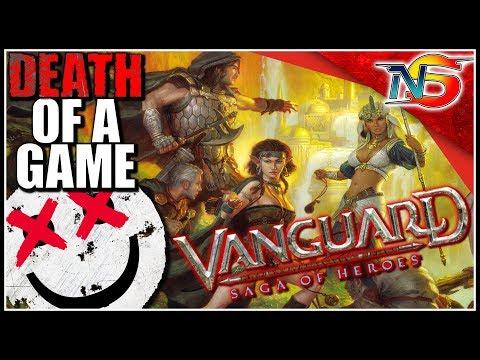 Death of a Game: Vanguard - Saga of Heroes