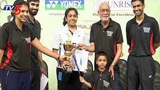 Gopichand's Daughter Gayatri Win Two Titles At Senior Ranking Badminton Tournament