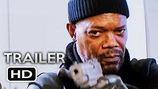 SHAFT Official Trailer (2019) Samuel L. Jackson Action Movie HD