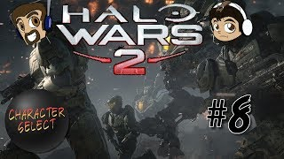 Halo Wars 2 Part 8 - Dangerous Air-to-Ground - CharacterSelect