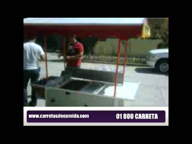 CARRITO DE HAMBURGUESAS AL CARBON 01 800 CARRETA.qt
