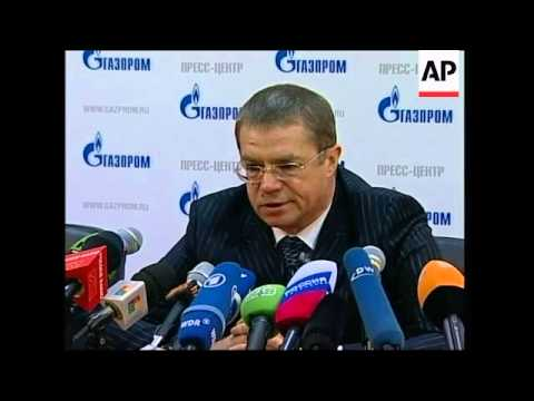 Gazprom accuses Ukraine of diverting $25m worth of gas