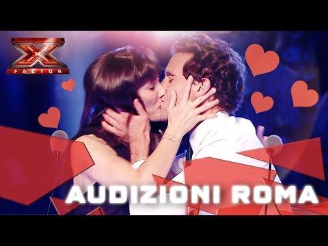X Factor – Audizioni Roma HIGHLIGHTS