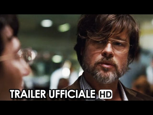 The Big Short Trailer Ufficiale V.O. (2016) - Brad Pitt, Ryan Gosling, Christian Bale [HD]