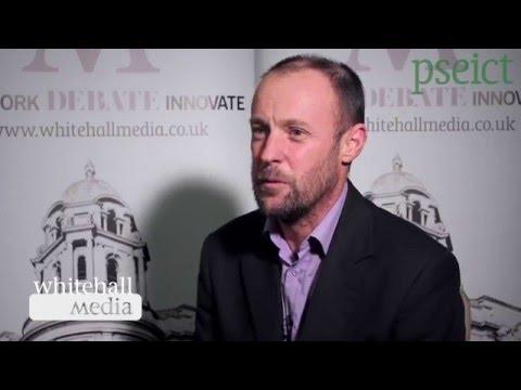 Dave Aspindle, MDS Technologies at Public Sector Enterprise ICT November 2015