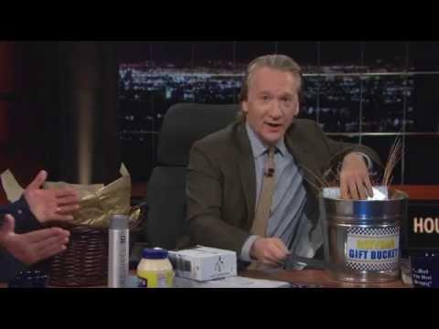 Real Time with Bill Maher: Oscar vs. Daytona Swag Bags (HBO)