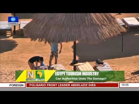 Network Africa: Discussing Egypt Tourism Industry Mess