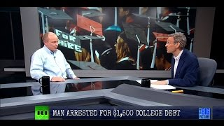 Armed Marshals Arrest Man for 1500$ Dollar Student Loan