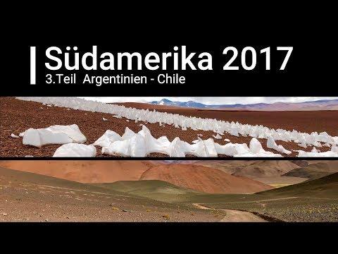 Südamerika 2017, 3.Teil Argentinien - Chile