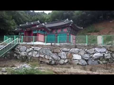 Wonderful bicycle trip from Seoul to Busan August 2014