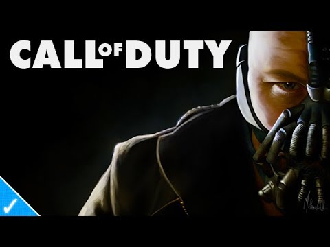 The Celeb Gamer - Bane plays Black Ops 2 Music Videos