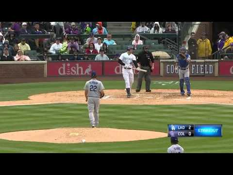 Clayton Kershaw Highlights/Mix 2014