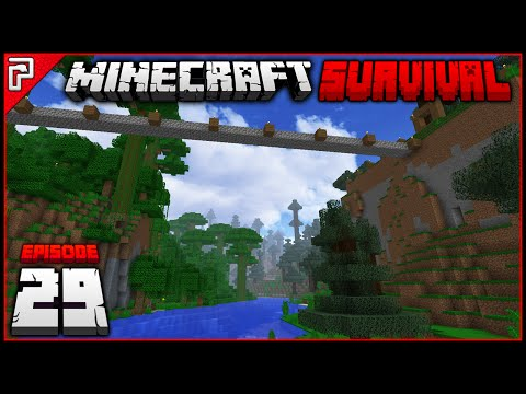Brand New Project! | Minecraft 1.9 PC | Python Plays Minecraft Survival [S2 - #29]