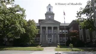 History of Meadville