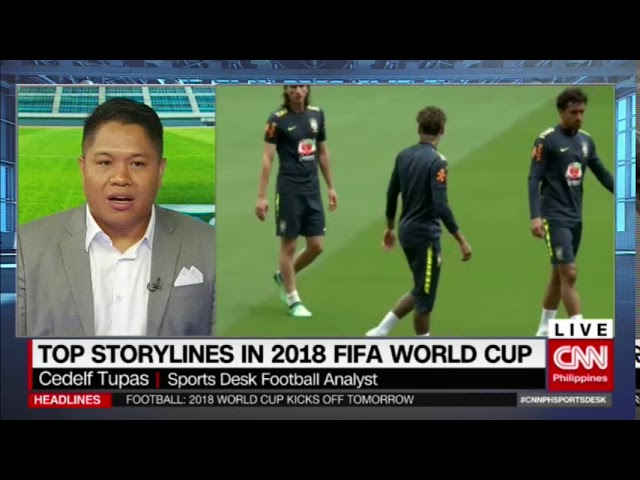 Top storylines in 2018 FIFA World Cup