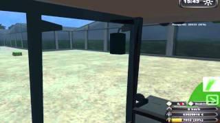 LS, 11, Landwirtschafts, Simulator, 2011, John, Deere, 6930, Fendt, 936, Krone, Emsland, tractor, cows, farming