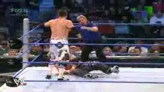 WWE SmackDown The Miz Vs. Scotty 2 Hotty 9/15/06